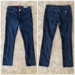 Guess Medium Rise Sarah Fit Skinny Jean